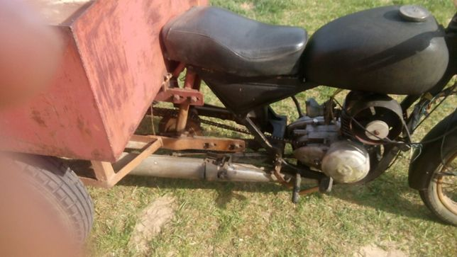 Silnik wsk125