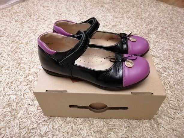 Туфли для девочки Берегиня