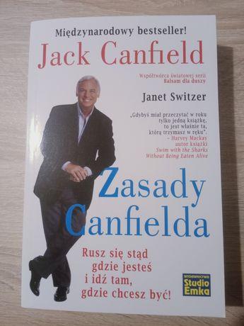 Zasady Canfielda NOWA książka