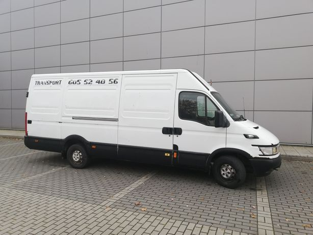 Iveco Daily 35s14 faktura VAT