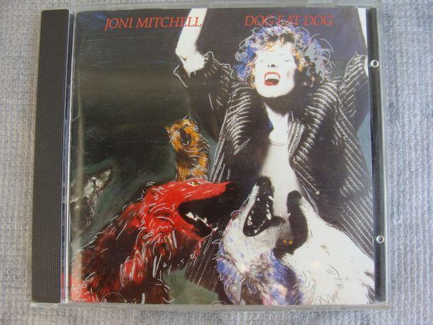 """Продам фирменный CD Joni Mitchell """"Dog Eat Dog"""""""