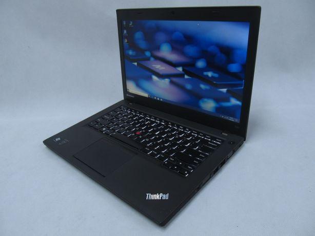 MOCNY Lenovo T440 i7 4x3.3GHz 8GB dysk SSD 256GB Win10 ThinkPad FV23%