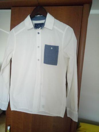 Koszula biała Young Reporter 158 2 szt.