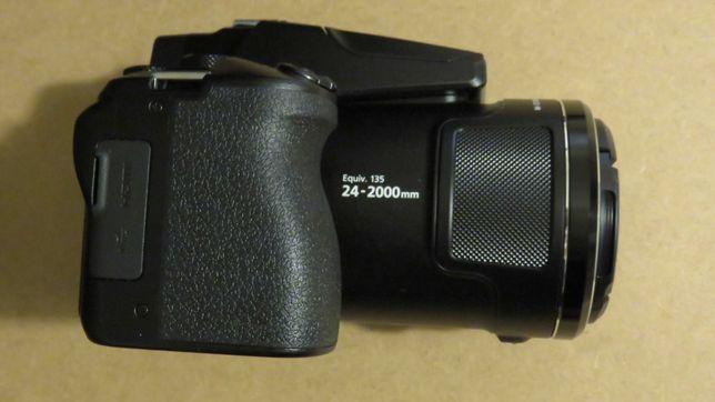 NIKON coolpix P950 83X zoom