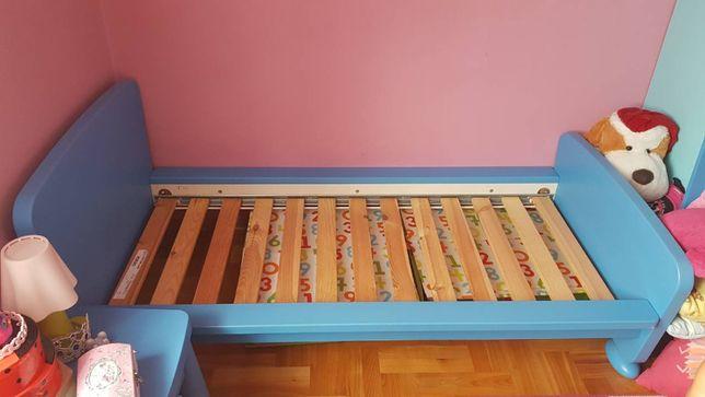Łóżko dziecięce Mammut Ikea