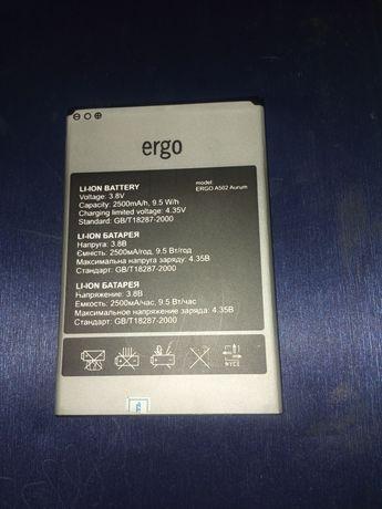 Продам новую батарею на Ерго А 502