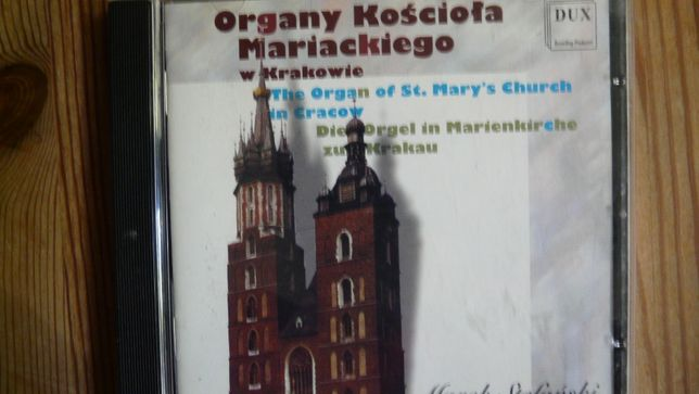 Organy Kościoła Mariackiego Muzyka organowa