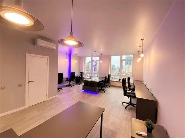 БЕЗ % офис с мебелью в Кадоре, 50 метров, Олимпийская, Жилянская