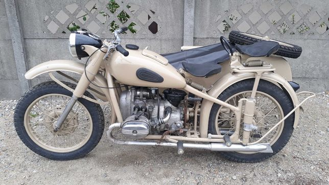 Ural M 61 K-750 m-72  dniepr radzieckie boksery motobazar-prl.pl