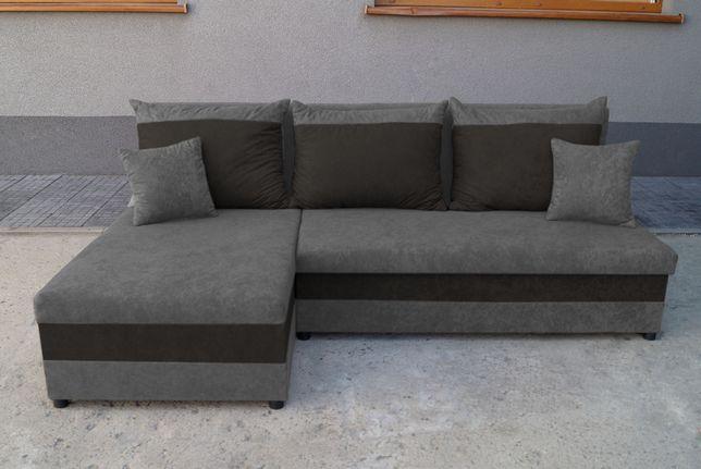 Narożnik z funkcją spania Smart Kanapa Sofa rogówka