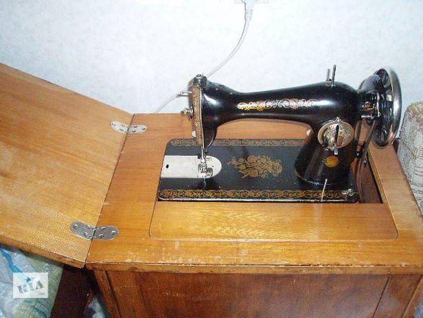 Продам швейну машинку ссср