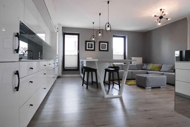 Piękny Apartament - 2 pokoje - GARAŻ - BALKON / KRZYKI