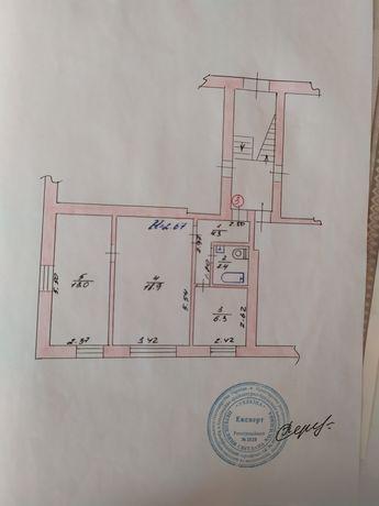 2кімнатна квартира Торг