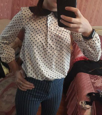 Блузка детская (для 9-12 лет)