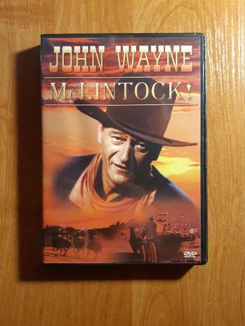 MCLINTOCK John Wayne western film dvd