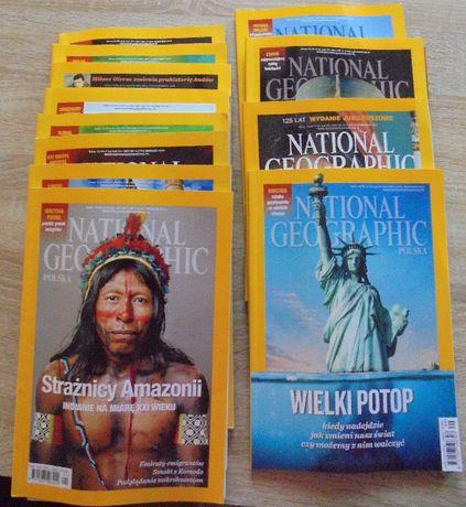 """Czasopismo """"National Geographic"""" Polska"""