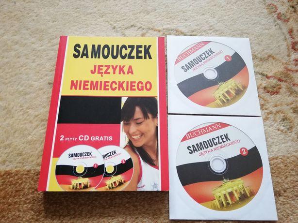 Samouczek języka niemieckiego + 2 płyty CD