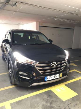 Hyundai tucson automatico 2018