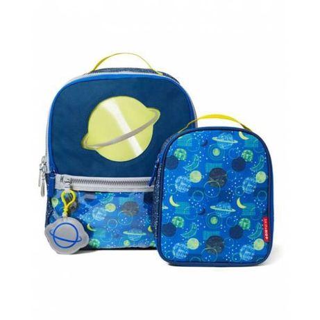 Детский школьний рюкзак+ланч-бокс Skip Hop, шкільний рюкзак