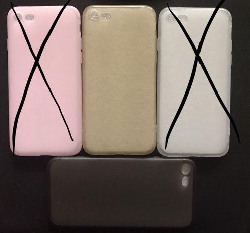 Transparentne etui na IPhone 7 case