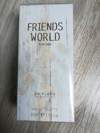 Woda damska Friends World
