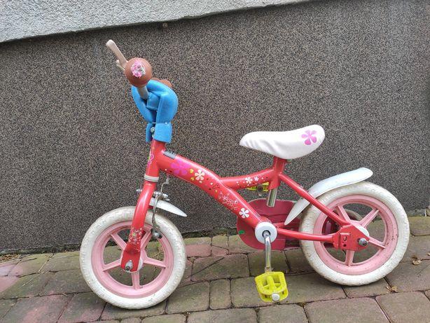 Rowerek dziecięcy + kółeczka