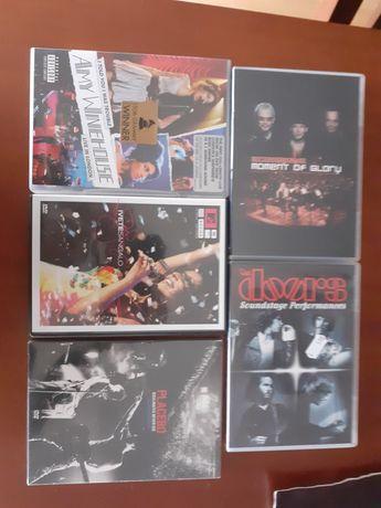 Dvd pack musica varios