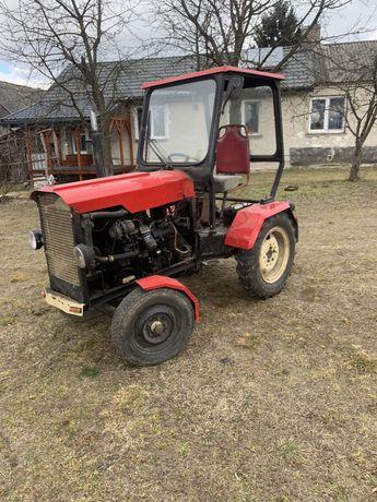 Traktor sam 1.6 td vw