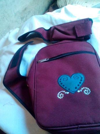 Plecak jak nowy