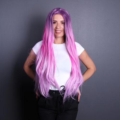 Цветные парики ZADIRA на сетке шикарного качества