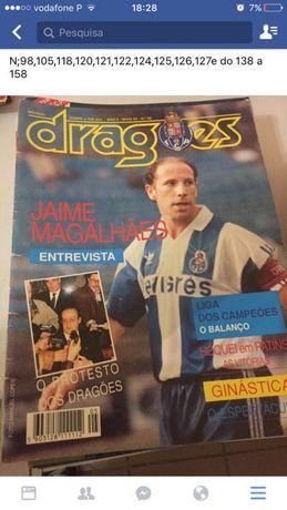 Revistas DRAGÕES