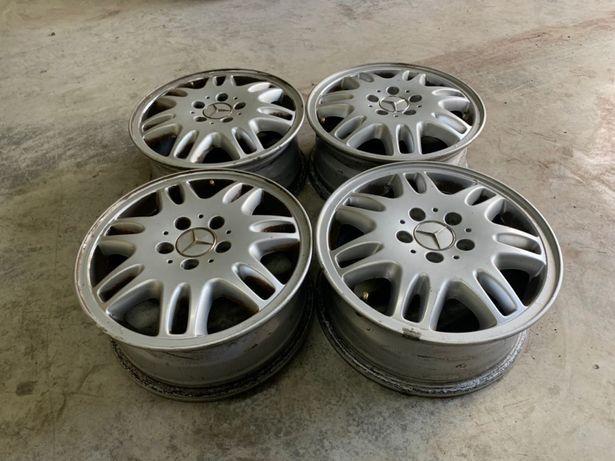 Диски Mercedes R16 5x112 6,5j ET60 Склад Шин Осокорки