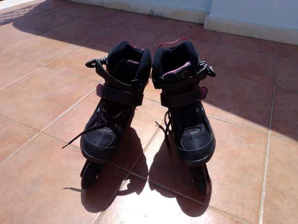 Patins linha oxelo