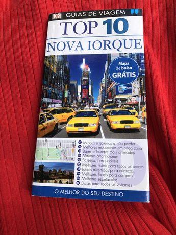 Guia de viagem Nova Iorque / New York Top 10