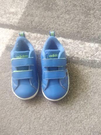 Adidasy dla chłopca roz 21