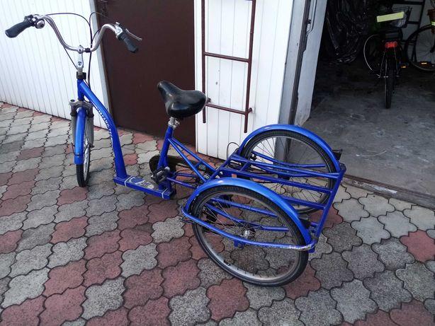 Rower trójkołowy
