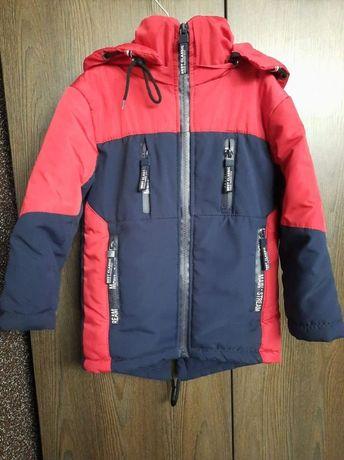 Продам куртку.На 4-5 років,весна-осінь.Ціна 250 гр.
