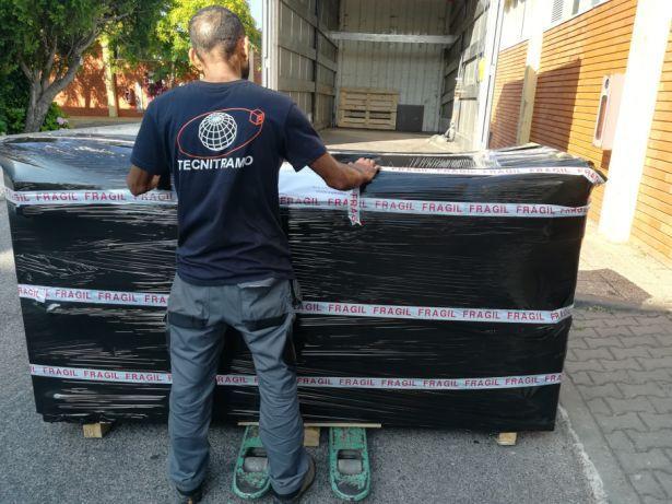 Máquinas Tecnitramo Portugal Self-service e lavandaria industriais