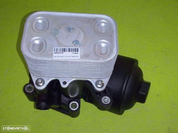 Corpo de filtro óleo Vw Polo Seat Ibiza 1200 TDI NOVO ( Permutador )