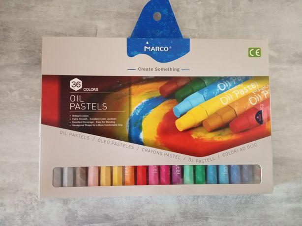 Восковые карандашы
