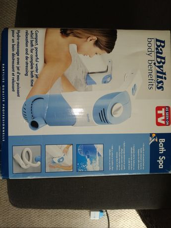 BABYLISS body benefits spa relax masażer