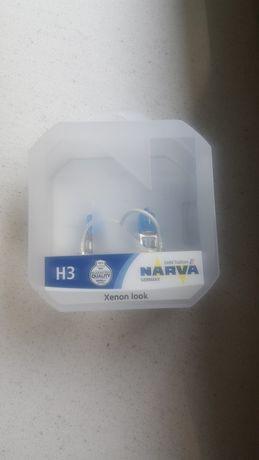 Żarówka żarówki H3 12V 55W xenon