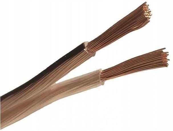 Kabel Głośnikowy 2x2,5mm długość 2x3m, MIEDŹ OFC BiTsound LUBLIN