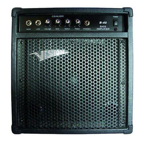 Amplificador para baixos elétricos B40/70Watt MSA - NOVO