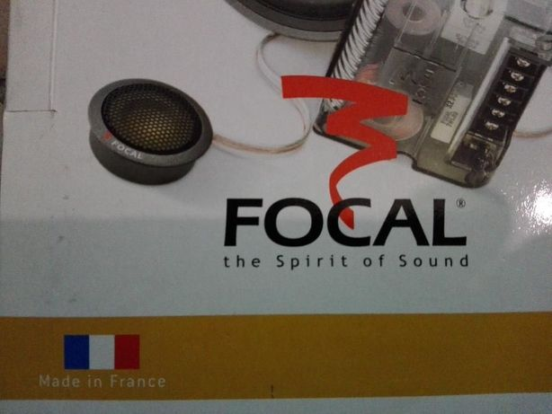 Распродажа 2компонентная система (ФРАНЦИЯ) Focal Polyglass 165 K2 Powe