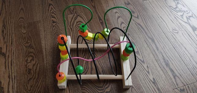 MULA Ikea Zabawka edukacyjna przekładanka