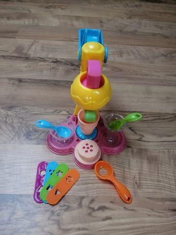 Zestaw do robienia lodów Play-doh