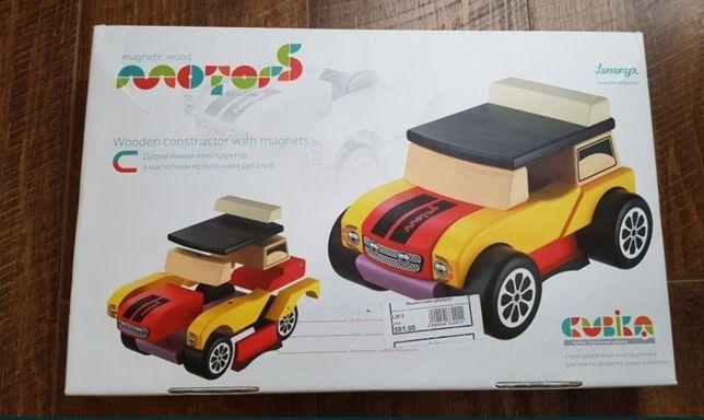 Конструктор Cubika игрушка