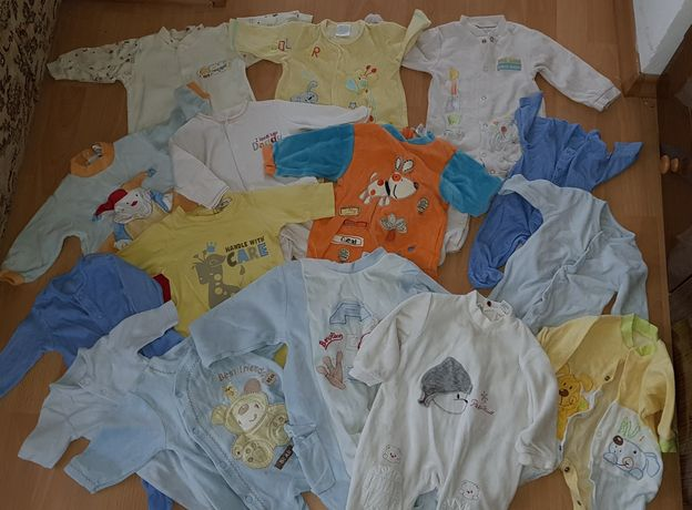 Mega paka ubrań dla chłopca 62-74