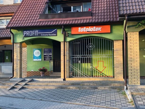 Lokal Handlowo-usługowy Drezdenko Biuro do Wynajęcia